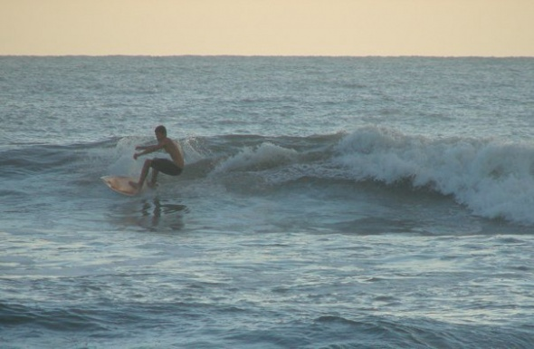 Playa Linda Surf Report Photo