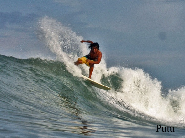 Canggu Surf Report Photo
