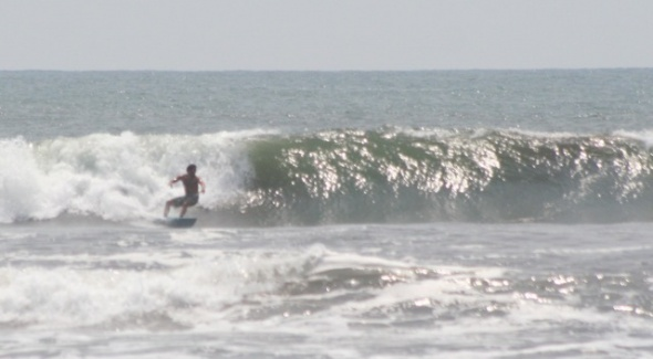 El Tránsito Surf Report Photo