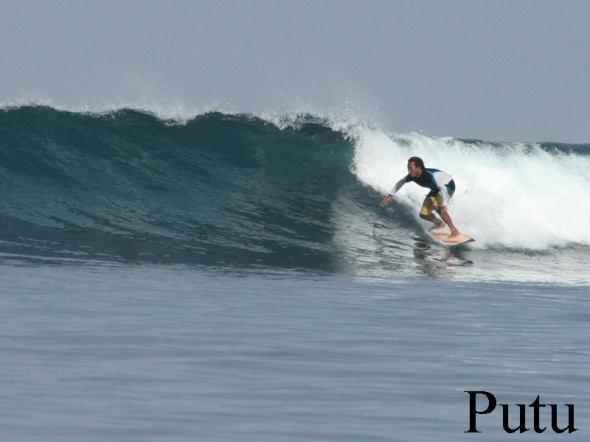 Kuta Surf Report Photo