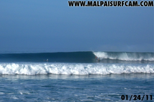 Playa Santa Teresa Surf Report Photo