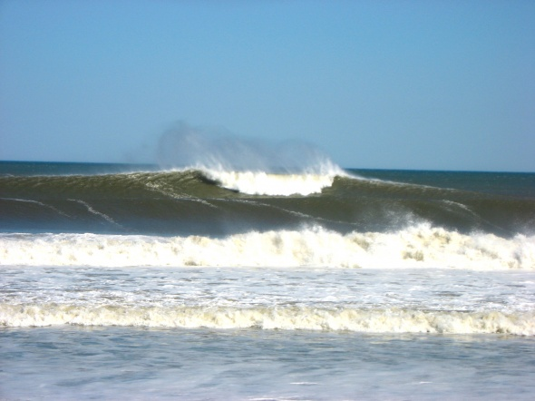 Casino Pier Surf Report Photo
