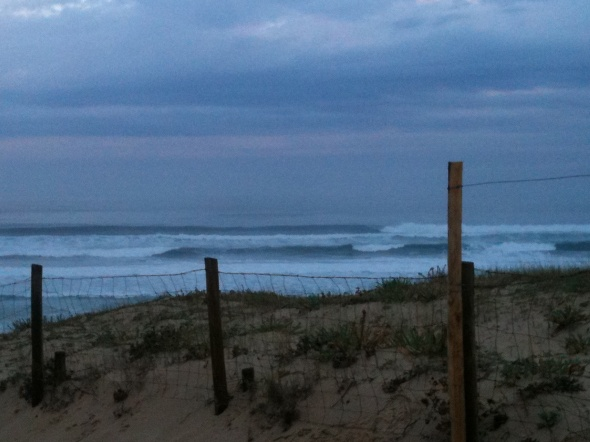 Le Penon Surf Report Photo