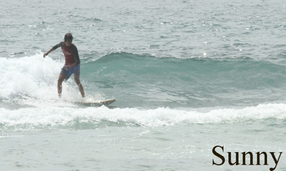 Nusa Dua Surf Report Photo