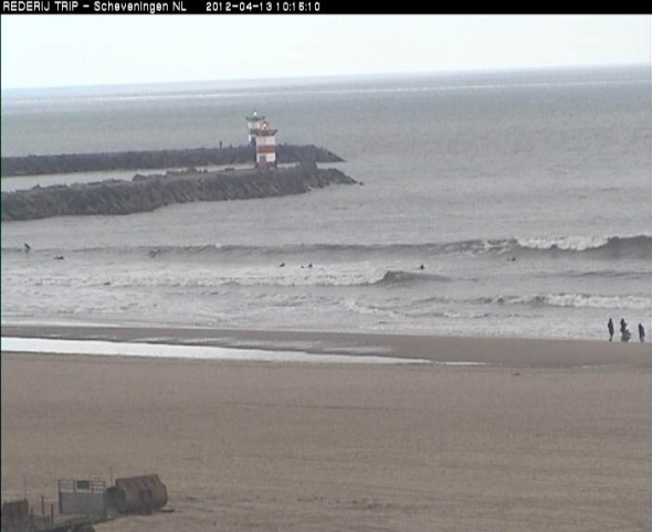 Scheveningen Nord Surf Report Photo