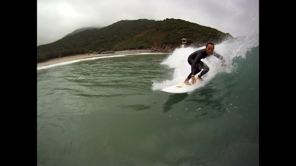 Big Wave Bay HK Surf Report Photo