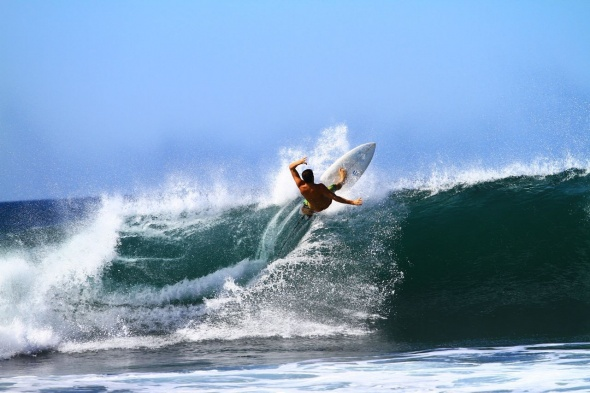 Punta Miramar Surf Report Photo