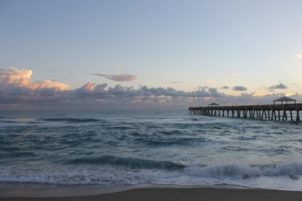 Juno Beach Surf Report Photo