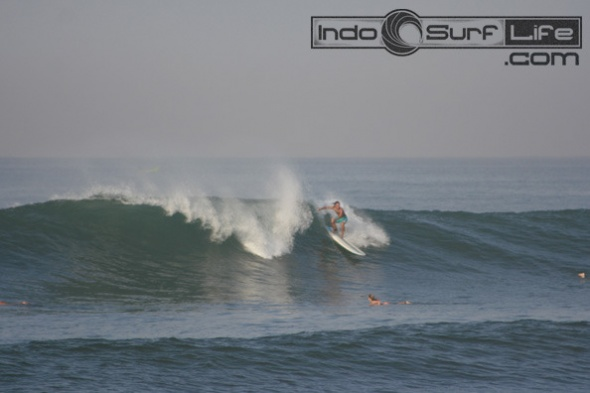 Berawa Beach Surf Report Photo