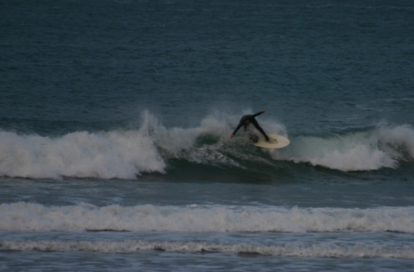Whitesands Bay Surf Report Photo