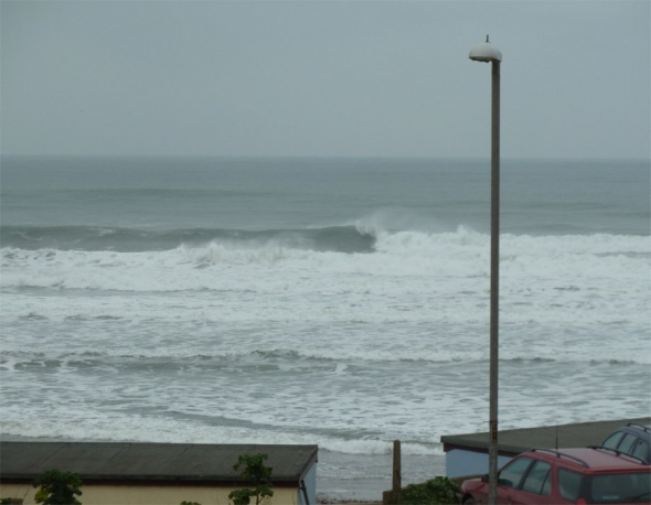 Sandymouth Surf Report Photo