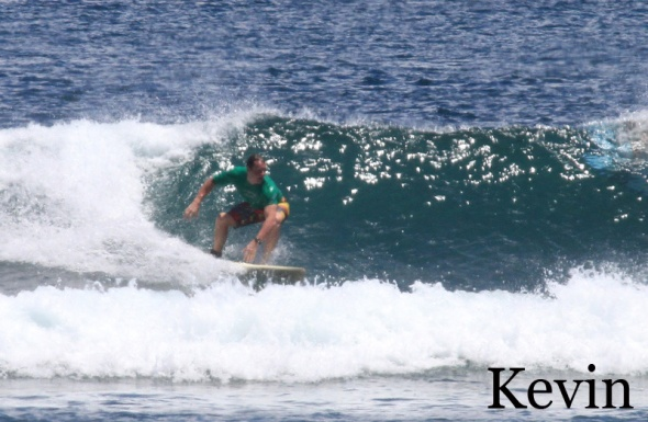 Serangan Surf Report Photo