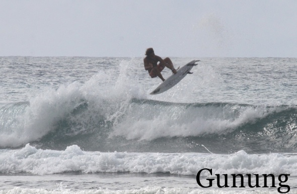Green Ball Surf Report Photo