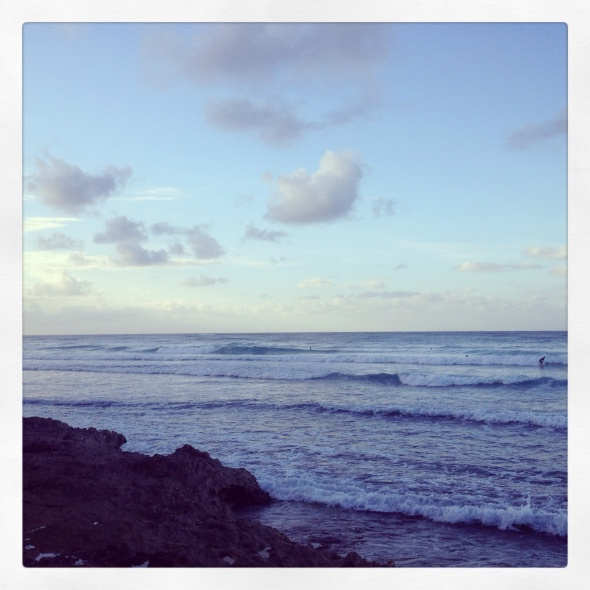 South Point - Barbados Surf Report Photo