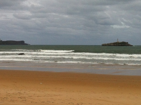 Playa de Somo Surf Report Photo