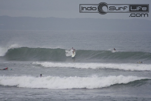 Old Mans - Batu-Bolong Surf Report Photo
