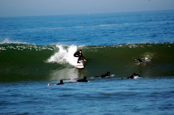 Capbreton (La Piste/VVF) Surf Report Photo