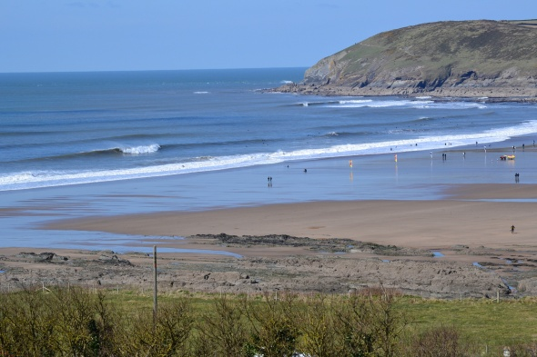 Croyde Beach Surf Report Photo