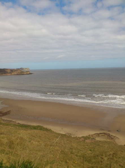 Cayton Bay - Pumphouse Surf Report Photo