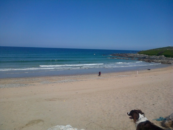 Newquay - Fistral North Surf Report Photo