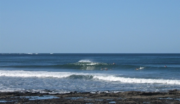 Langosta Surf Report Photo