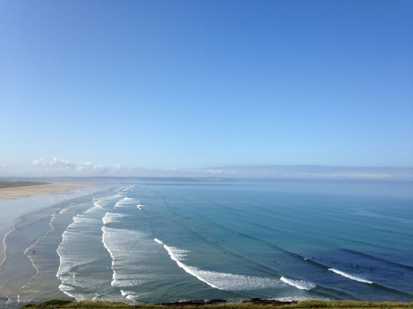 Saunton Sands Surf Report Photo