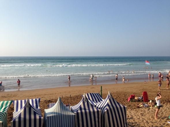 Zarautz Surf Report Photo