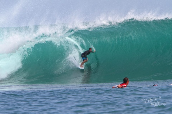 G-Land Surf Report Photo