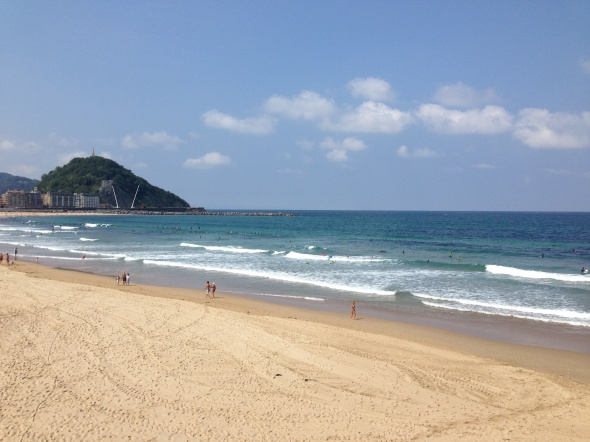 Zurriola Surf Report Photo