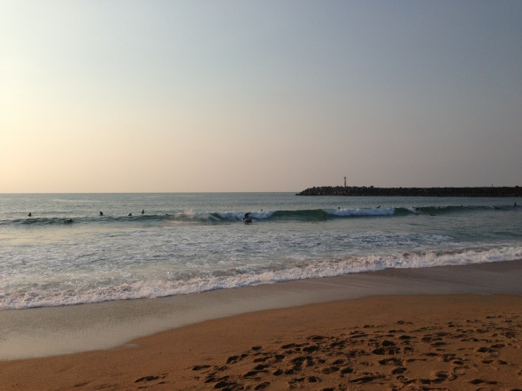 Les Cavaliers Surf Report Photo