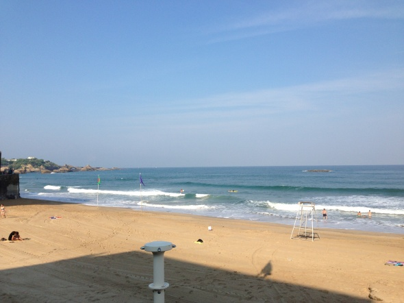 Biarritz Grande Plage Surf Report Photo