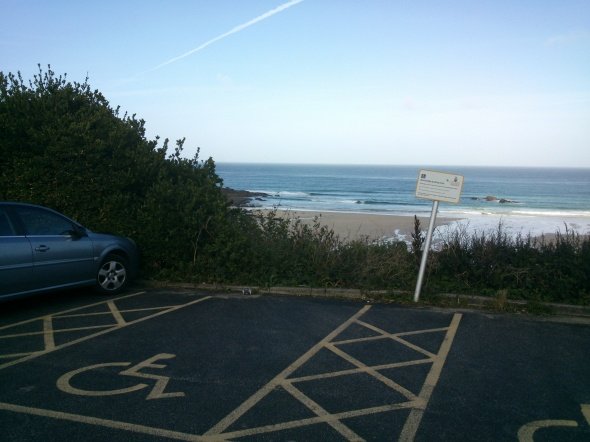 Porthmeor Surf Report Photo