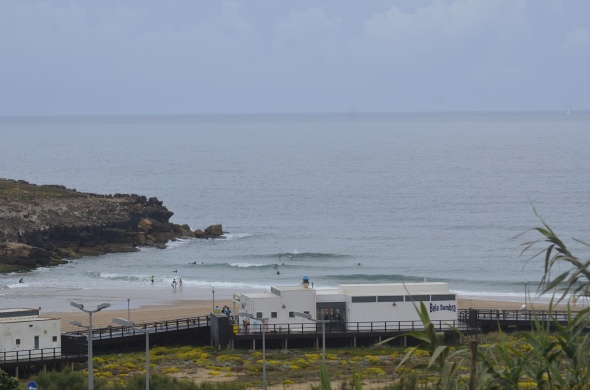 Foz do Lizandro Surf Report Photo