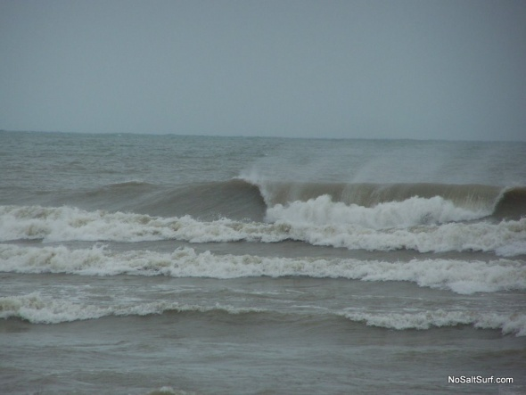 Racine Surf Report Photo