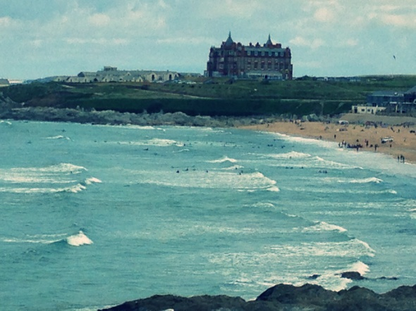 Newquay - Fistral South  Surf Report Photo