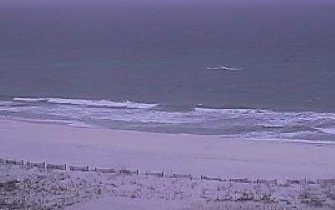 The Cross (Pensacola Beach) Surf Report Photo